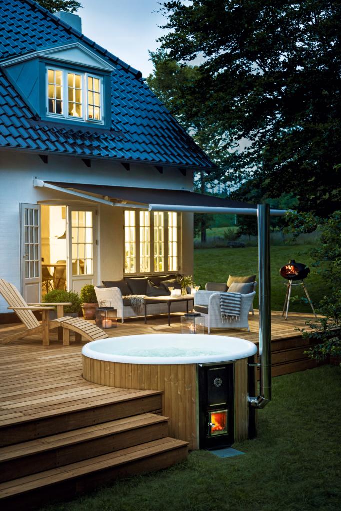 Romantische Outdoor-Wellnessfreuden - Living Fine on Bade Outdoor Living id=23201